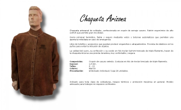 Chaqueta Arizona
